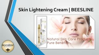 Skin Lightening Products | Beesline Products