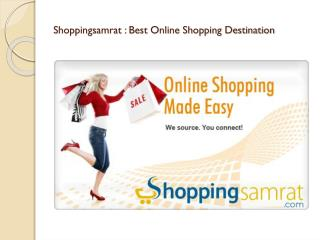 Cheap Online Shopping Site