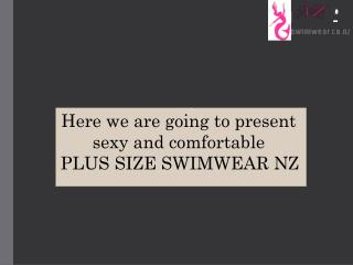 Sexy Plus Size Swimwear for Women – Plus Size Swimsuits NZ