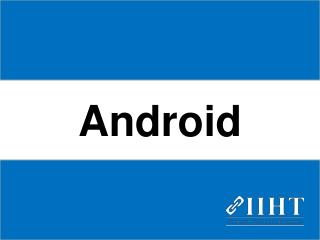 android training | android training in Chennai