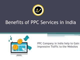 Benefits of PPC Services in India