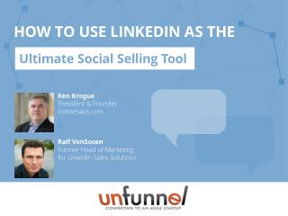 Linkedin Social Selling Ebook 2016