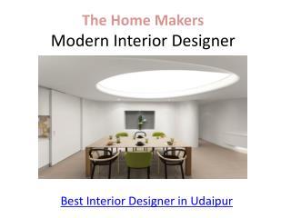 Best Interior Designer in Udaipur, Interior Designer in Udaipur
