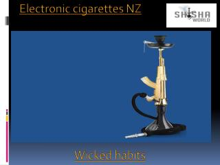 E cigarette NZ