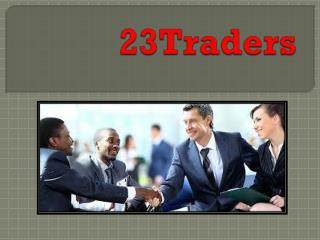 Trading Forex and Binary Options with 23Traders