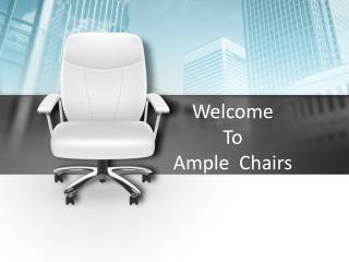 Amplle chair