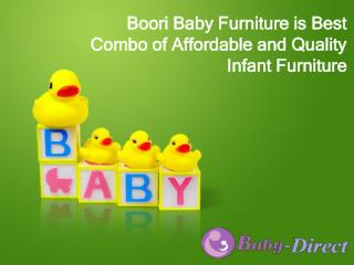 Boori Baby Furniture is Best Combo of Affordable and Quality Infant Furniture