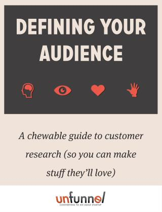 Customer research and audience building tips for 2016