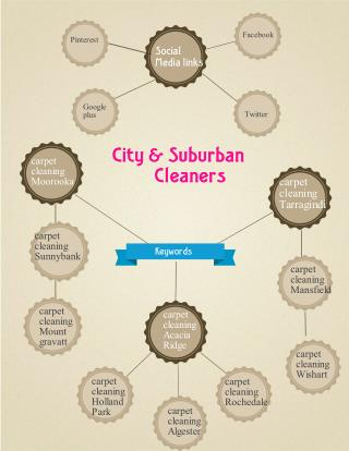 Citynsuburban cleaners
