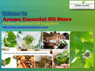 Buy Online Indian Spice Oils at Aromaessentialoilstore.com