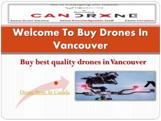 Drone Canada