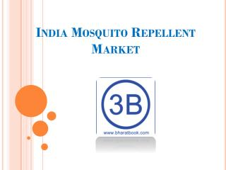 India Mosquito Repellent Market Overview
