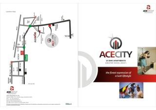 Ace City at Noida Extension - Noida - 2BHK flat for Sale In Ace City