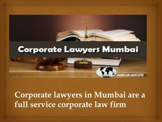 Corporate lawyers Mumbai