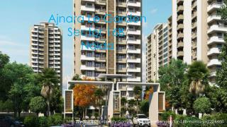 Ajnara Le Garden in Sector 16B, Noida - BuyProperty
