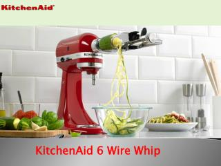 KitchenAid 6-Wire Whip