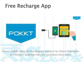 Free Recharge Apps | Refer & Earn | Free Recharge Sites