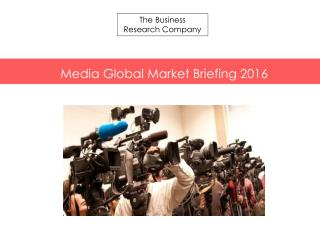 Media GMB Report  2016-Table of Contents