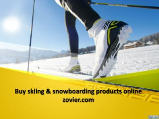 Buy Ski & Snowboard Accessories Online at Best Prices, Winter Sports Gear & Equipment, Skiing & Snowboarding Outerwear &