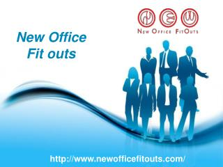 New Office Fit Outs - Office Fit Outs Sydney, Australia