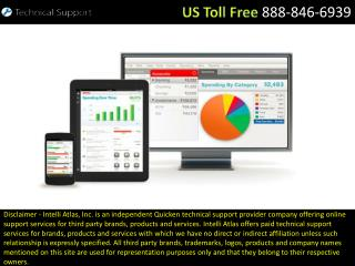 888-846-6939-Quicken Tech Support Solutions for Personal Financial Management