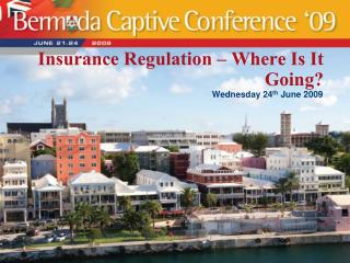 Insurance Regulation – Where Is It Going?