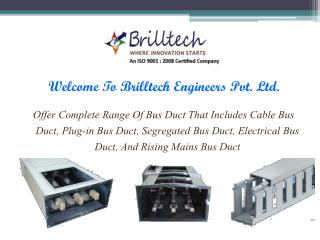 Bus Duct Manufacturers