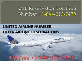 Call Toll Free   1-844-312-7479 Delta Airline Reservations, Delta Reservation Number, Airline Ticket