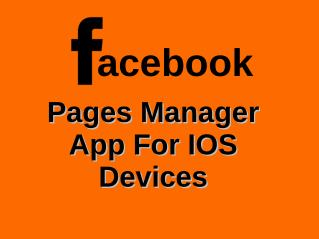 Facebook Messenger Pin Your Favorite Contacts For Easy Access  @