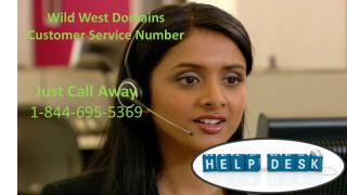 1-844-695-5369  Wild West Domains Tech Support Phone Number