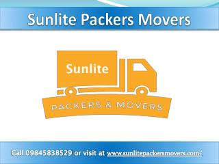 Sunlite Packers Movers