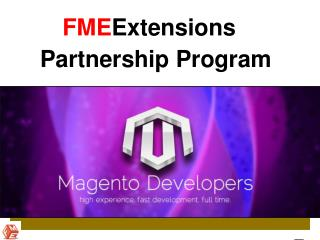 FME Free Partners Program