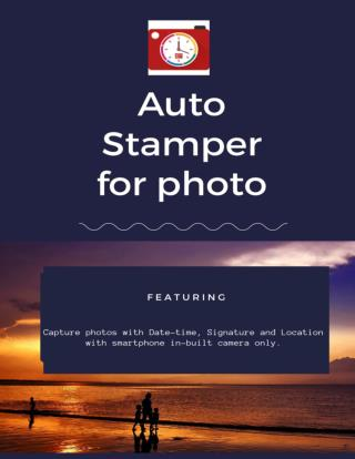 auto stamper Document