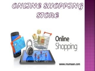 You Will Love the Online Shopping Store In Oman