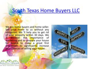 South Texas Home Buyers LLC