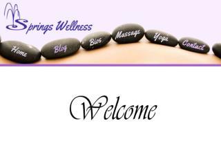 Massage Therapy Palm Harbor & Wellness Center