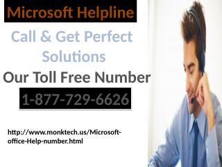 Our expert technical expertise supports Call Microsoft Help Number 1-877-729-6626