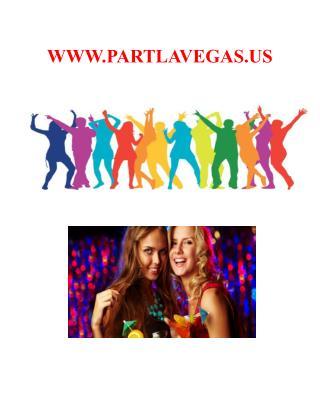 Las Vegas Party | Party Las Vegas
