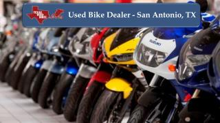 Used Bike Dealer - San Antonio, TX