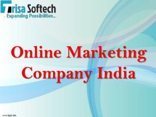 Online Marketing Company India