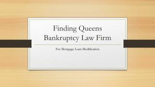 Could An Attorney Help Make A Mortgage Loan Modification Stick