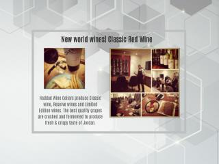 New world wines| Classic Red Wine