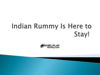 Play Win, Big Win at India's Top Online Rummy Website - KhelPlayRummy