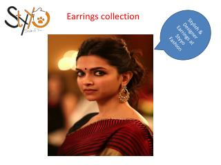 Styyo listed dynamic collection of earrings for women
