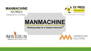 Car Wash Company India and Housekeeping Service Delhi - Manmachine Group