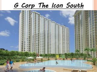 G Corp The Icon South