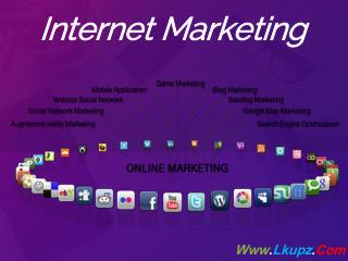 Internet Marketing Strategies Expert