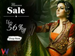 Womansvilla, Deal of the year on Designer Sarees