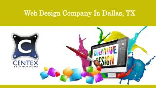 Web Design Company In Dallas, TX