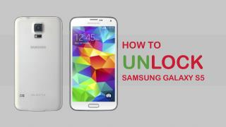How To  Unlock A Samsung Galaxy S5 Phone